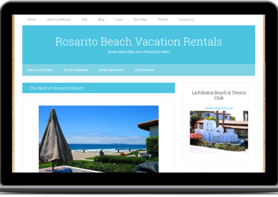 Rosarito Beach Vacation Rentals